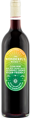 pdp 2018 Wonderful Wine Co.® Cabernet Sauvignon wine