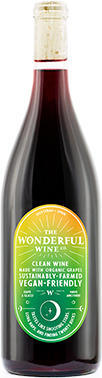 pdp 2019 Wonderful Wine Co.® Syrah wine